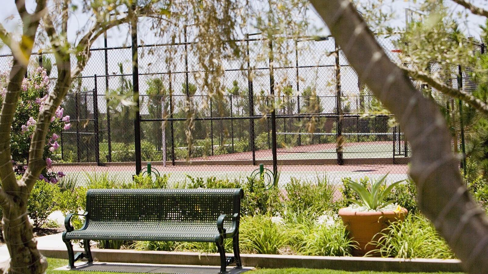 Shady Trails Tennis Courts