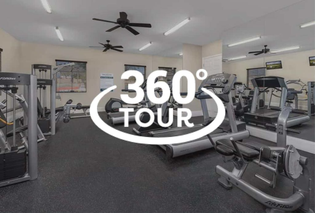 Matterport virtual tour retreat